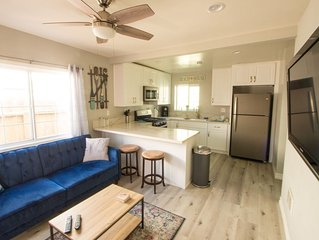 Newly Renovated Ocean Beach Bungalow!!