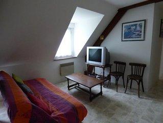 Appartement Jullouville, 4 pieces, 5 personnes