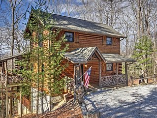 Beautiful Cabin, Club Access. Booking Thanksgiving now!