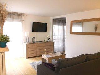Bel appartement en bords de Seine