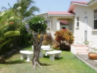 Great value, beautiful villa on the glorious island of Barbados.