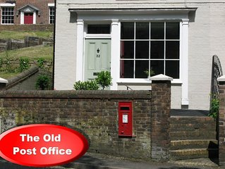 The Old Post Office. Heart of the World Heritage Site. Free Parking Free WiFi