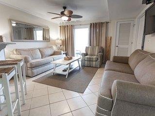Luxury Ocean Facing 2 BR Condo,Slps 6-8,Indoor Po