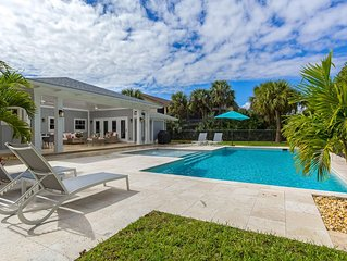 COASTAL CONTEMPORARY - Luxurious 4-BR Home