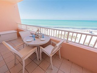Beach Front Condo ☼ Sunset Views! April 2020 Availability - Inquire for Rates