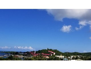 An artful retreat in the historic town of Christiansted, St. Croix.