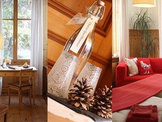 Stilvolle, grosszügige Ferienwohnung in Jugendstil-Villa!