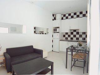 Apartamento interior cercano a Plaza Elíptica (RU3)