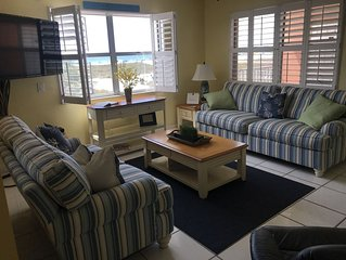 Birdsong 27 is our ONLY DIRECT GULF FRONT condo rental in the building!!