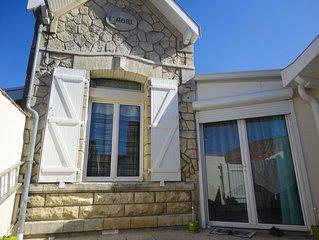 Villa Chatelaillonnaise proche marché et plage 3 chambres