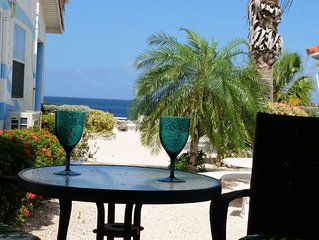 DIVE FROM YOUR DOORSTEP!  BEAUTIFUL OCEANFRONT TOWNHOME WITH DIVING AMENTITIES