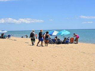 Beautiful Condo Seconds Away From Rincon Beach - Sleeps 8-10!