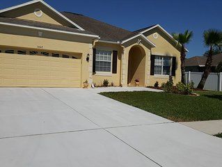 Elegant Single Family home near Tampa/Orlando,Bush Gardens, Adventure Island .