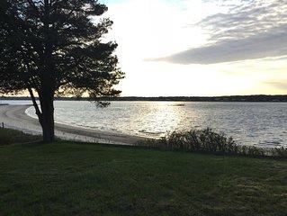 Direct Bayfront in Hampton Bays