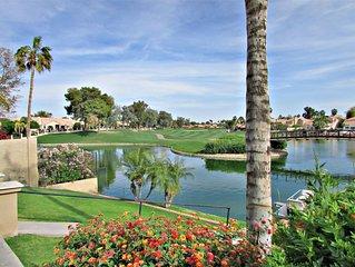 4BR Ocotillo Home, Billiards, Golf & Lake Views