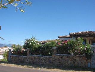 Porto Frailis, Vakantiewoning op 450 meter van de Stranden. WiFi.