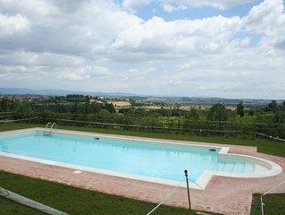 1 Zimmer Unterkunft in Acquaviva di Montepulciano