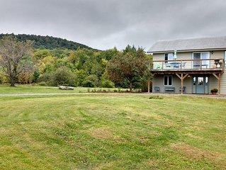 Mountain House Retreat