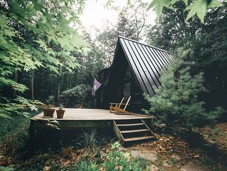 Newly Renovated Modern A-frame In The Catskills