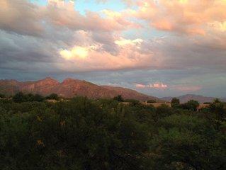 Fantastic Mountain Views, Elegantly Remodeled, Enhanced Privacy !!