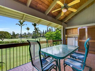 Sunny Palms+Greens Vista! WiFi, Laundry, TV, Kitchen Ease, Lanai w/Wet Bar Kanal
