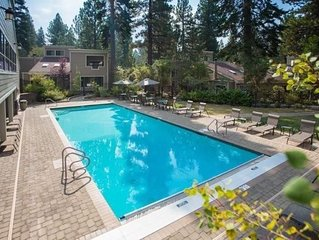 219 Forest Pines: 3 BR / 2 BA condominium in Incline Village, Sleeps 6