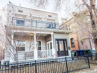 Close to Skiing & Heart of SLC! 3BR Historic Home