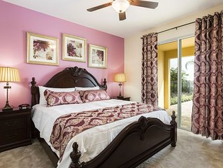 Enjoy Orlando With Us - The Encore Club Resort - Welcome To Relaxing 10 Beds 10
