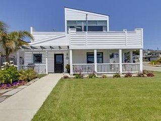Beautiful Morro Bay home with spa