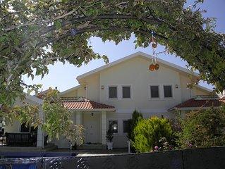 New Luxury Villa in a quiet location.
