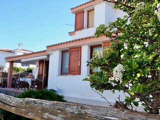 Charmante maison pour les vacances pres des plages et du village
