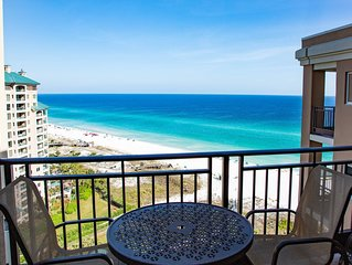 NO 'FEES!'* Family Friendly! Westwinds/ Sandestin, Golf Cart, Bikes, PrivateWiFi