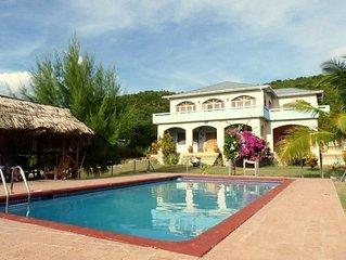 Sandy Rose Villa - Your Tropical Paradise Getaway