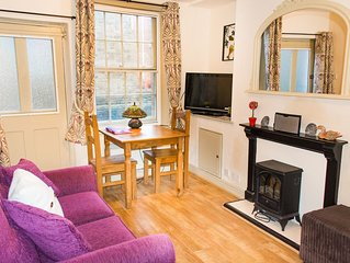 Fishermans Cottage | Great town centre location, 2 minutes from the beach