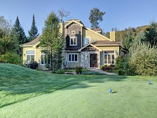 Great vacation condo for golf, summer and winter sports