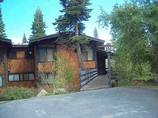 Hill Top Cabin like Townhouse Rocky Ridge Unit #107