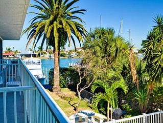 Bayside Condos 18 Waterfront Complex   Heated Pool