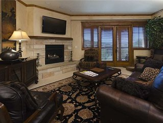 IDEAL LOCATION - Lavish interiors, great Yampa Valley views, steps from Gondola