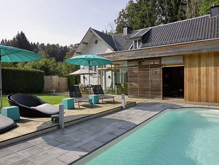 Plushy Holiday Home in Spa with Whirlpool & Pool