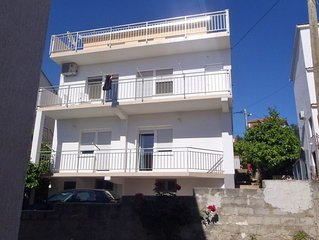 Apartments Anto, (14422), Okrug Gornji, island of Ciovo, Croatia