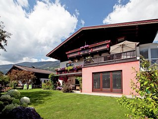 Popular appartment at the heart of the Pinzgau