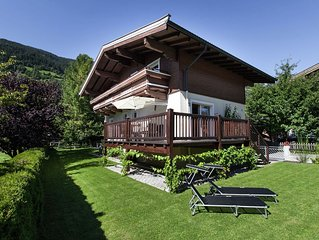 Renovated, detached holiday home in Bramberg, just 200 m from the lift