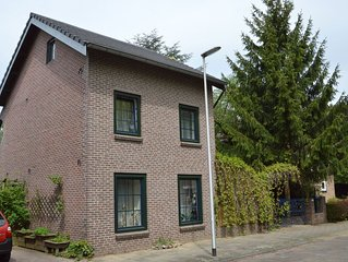 Holiday home in a very quiet residential area of Heerlen