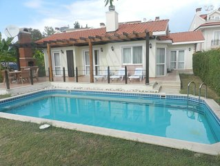 Villa  B 03 Private Villa with 3 Bedrooms in Fethiye. With pool&garden locat