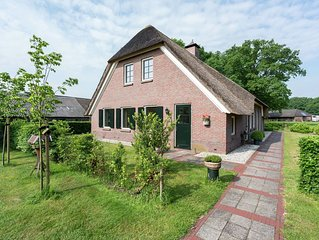 Spacious and entirely new farm house for 20 persons