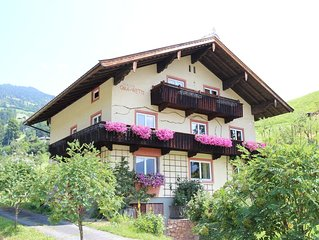 Wonderful Apartment in Hopfgarten im Brixental with Parking