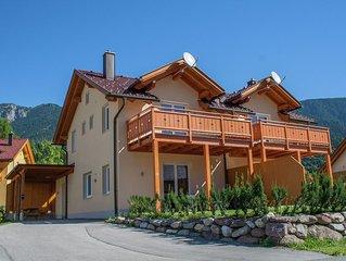 Modern Chalet in Kötschach-Mauthen near Ski Area