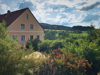 Spacious Apartment in Schonsee with Sauna