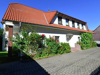 Holidays in the Sauerland region - Apartment in a unique location with use of t