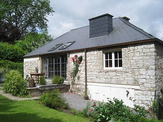 A comfortable holiday house and stylishly furnished.